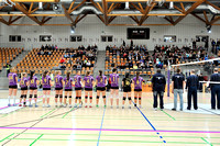 Challenge Cup 2013 RSR Walfer (LUX) - ASPTT Mulhouse Volley (FR)