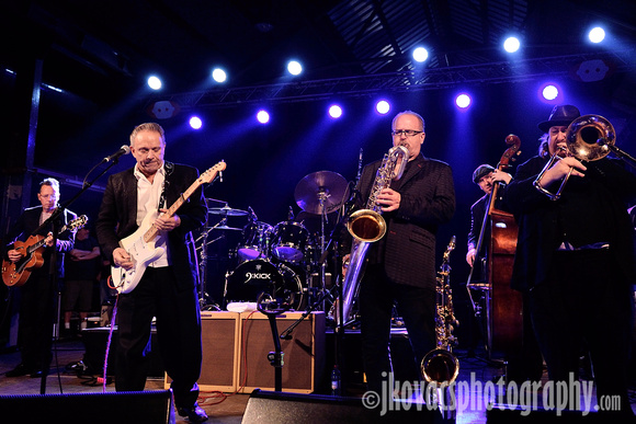 Jimmie Vaughan Blues Band